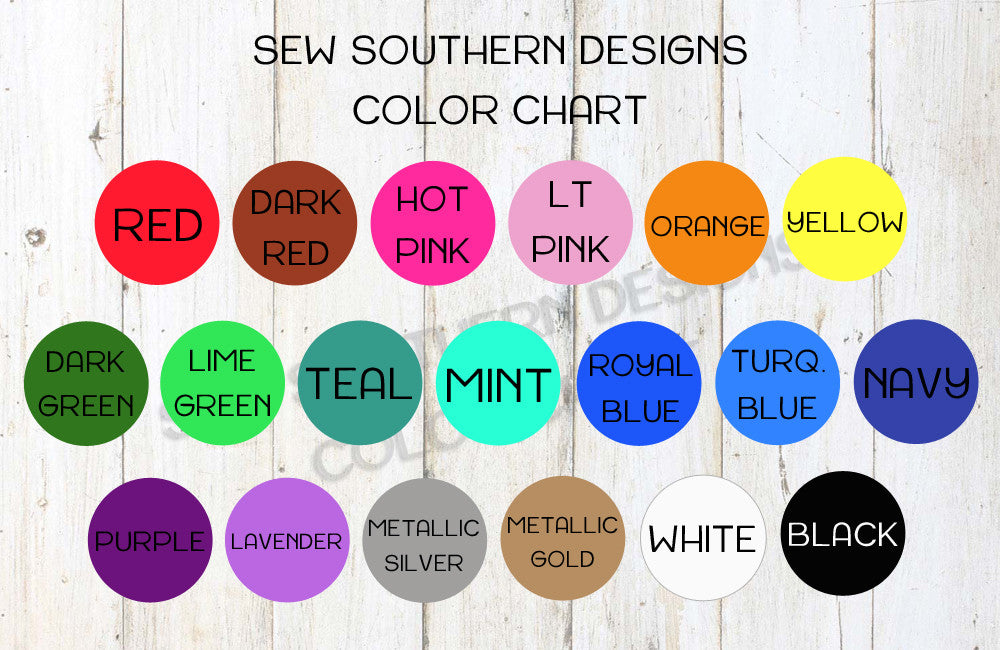 Pitbull Natural Ears Decal Sew Southern Designs