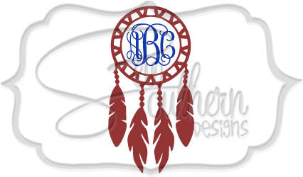 Dreamcatcher Monogram