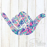 Lilly Hang Loose Decal