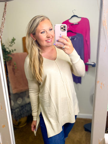 *DEAL* Cozy Days Sweater - Top