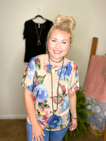 *SALE* Floral Envy - Top