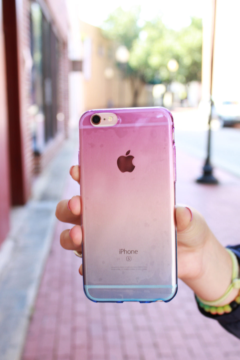 Ombre iPhone Case (6/6s)