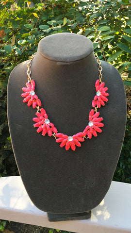 Cheer You Up Necklace - Pink