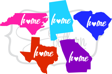 Home Decal (50 States Available)