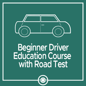 Beginner Driver Education Course - with Road Test (Available Virtually) - RoadAware Oakville Driving School
