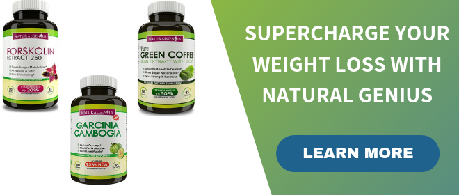 Natural Genius Weight Loss Products Banner