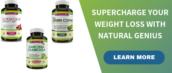 Natural Genius Weight Loss Line