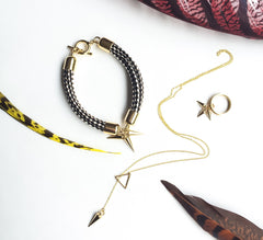 KGW Private label autumn and winter jewellery collection the Queen of Serpents