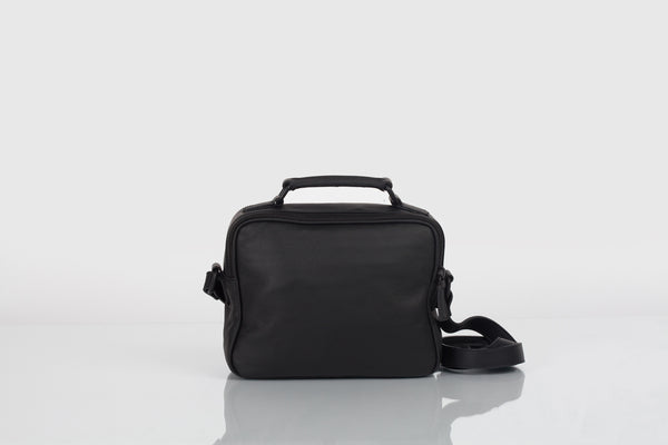 Small designer should bag in black by Bagology London for Kristina Goes West - 3