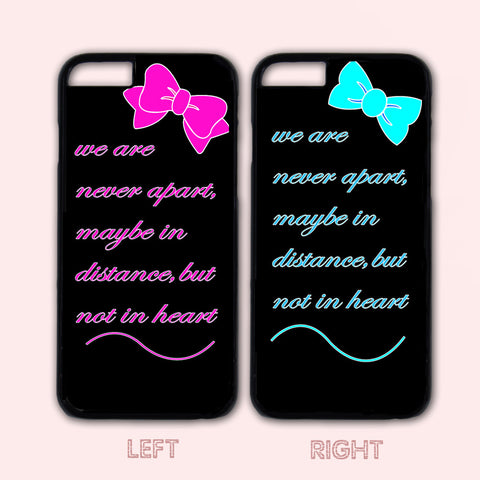 Best Friends Forever Couple Case,Custom Case,iPhone 7 7 plus iPhone 6+/6/5/5S/5C/4S/4,Samsung Galaxy S6/S5/S4/S3/S2