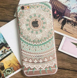 Fashion women unique green Lace mobile phone case for iphone 5c 5 5s SE 6 6s 6plus 6s plus + Nice gift box!