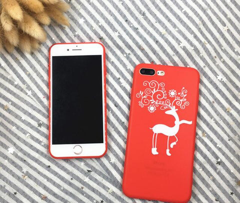 Sika deer for iphone 7 7plus 6 6s 6plus 6s plus 170113