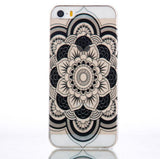 Unique Lace Floral Mobile Phone Case For Iphone 5 5s SE 6 6s 6plus 6s plus + Nice gift box!