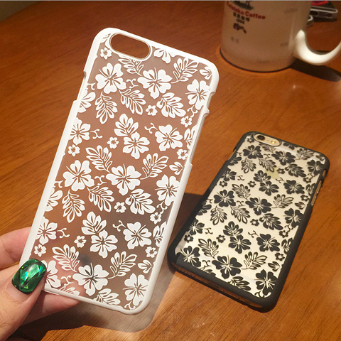 Lucky clover mobile phone case for iPhone 6 6s + Nice gift box!
