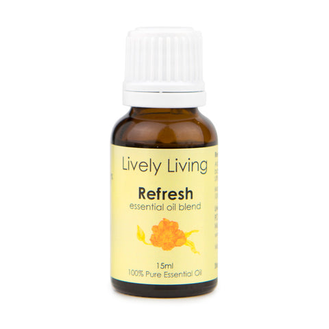 Essential Oil - Refresh 15mls