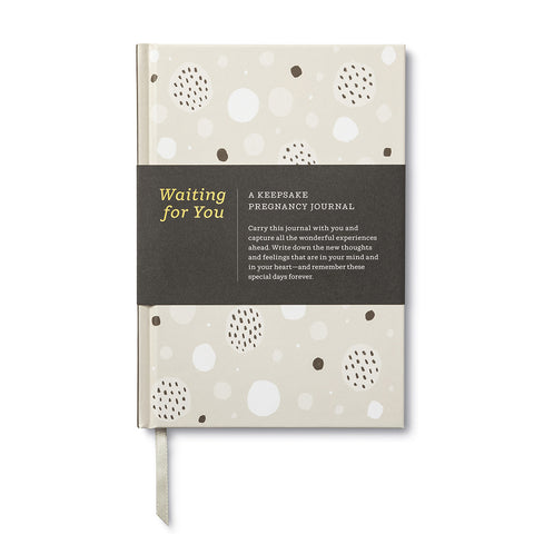 Book - Waiting for you (Pregnancy Journal)
