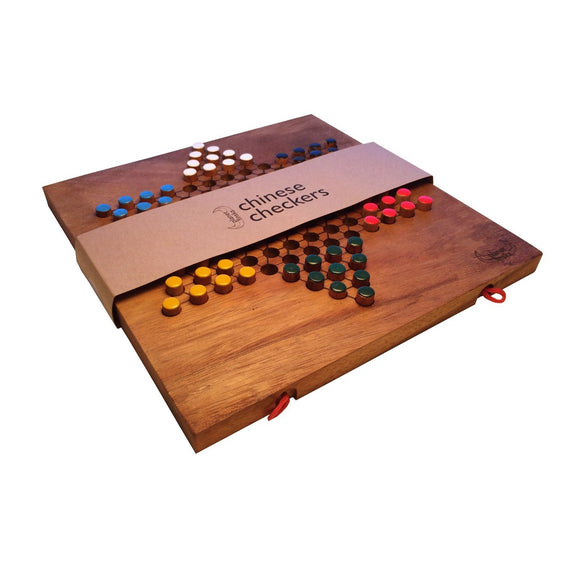 Planet Finska - Chinese Checkers Wooden