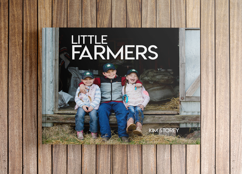 Little Farmers Book