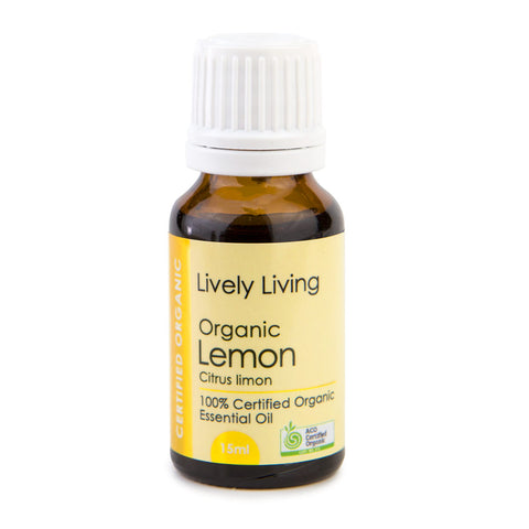 Essential Oil - Lemon  15mls