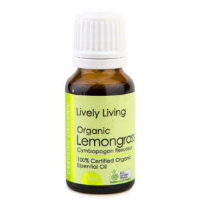 Essential Oil - Lemongrass 15mls
