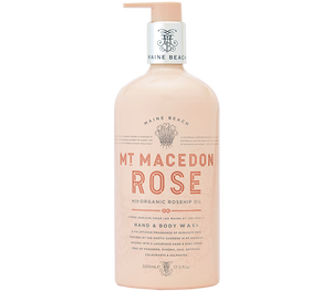 Maine Beach - Mt Macedon Rose Hand & Body Wash