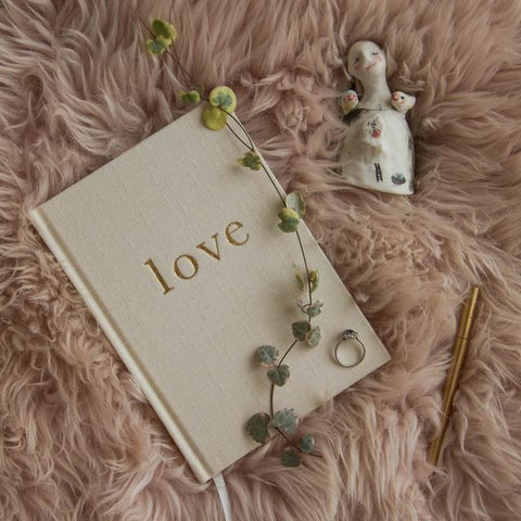 Write To Me - Love Journal - Wedding Planner