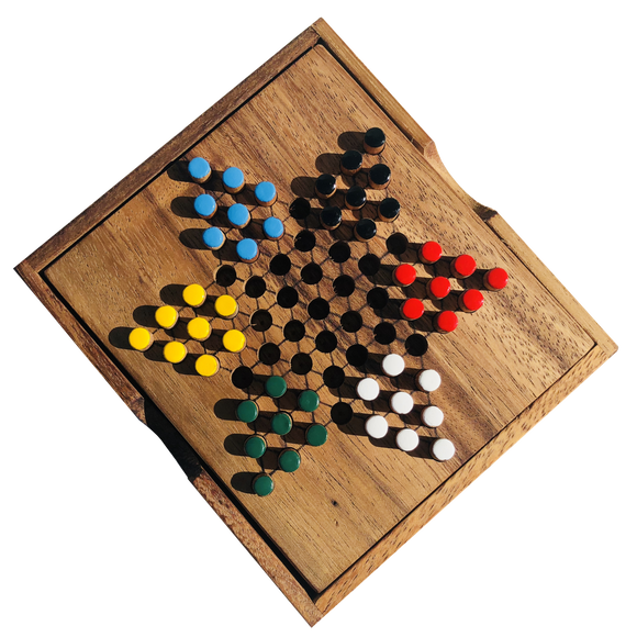 Planet Finska - Travel Chinese Checkers