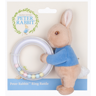 Beatrix Potter - Peter Rabbit Ring Rattle