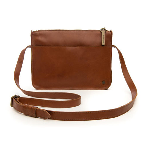 Stitch and Hide - Chelsea Bag (Latte, Maple, Espresso)