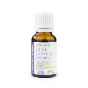 Lively Living Essential Oil - Child Calming Remedy  15 mls