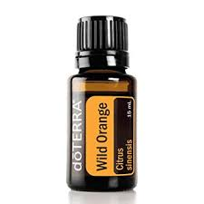 doTERRA - Wild Orange Essential Oil 15ml
