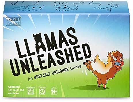 Llamas Unleashed Game