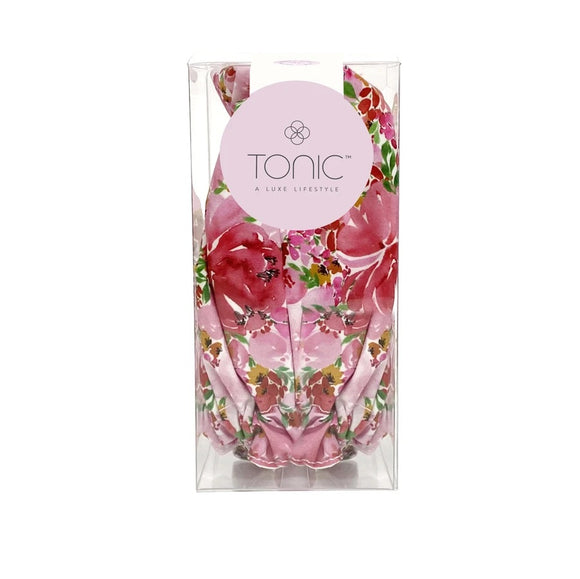 Tonic Shower Cap - Flourish Pinks