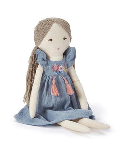 Nana Huchy - Miss Lily Doll - Blue