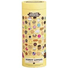 Donut Lovers Jigsaw Puzzle - 1000 pieces