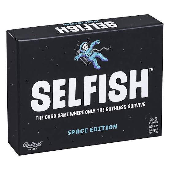 Selfish Game - Space Edition