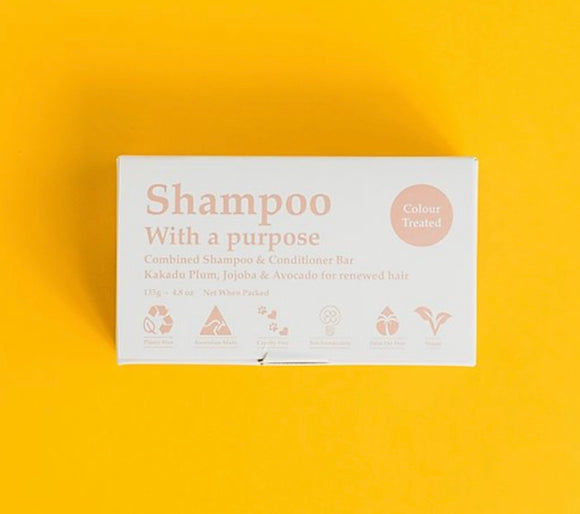 Shampoo Bar - Colour Treated