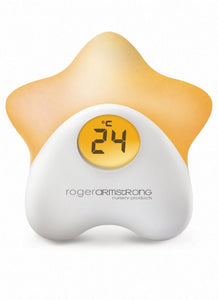 Night Light Thermometer