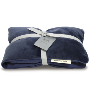 Tonic Heat Pack Pillow - Luxe Velvet - Storm