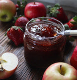 Long Track Pantry Strawberry & Apple Jam