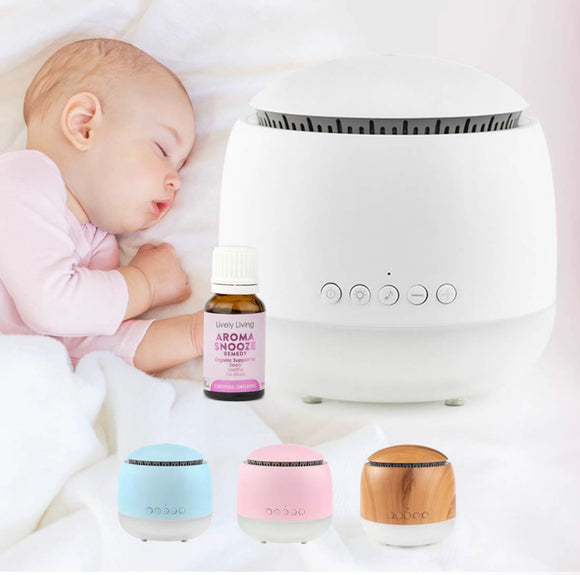 Aroma Snooze - Ultimate Sleep Aid Vaporiser