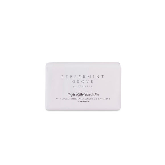 Peppermint Grove - Beauty Bar 200g - Gardenia