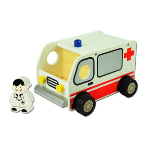 Deluxe Ambulance Vehicle