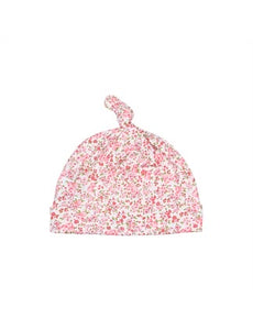 Bebe White Label - Floral Beanie