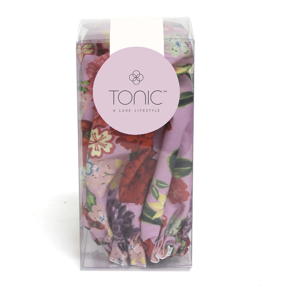 Tonic Shower Cap - Romantic Garden