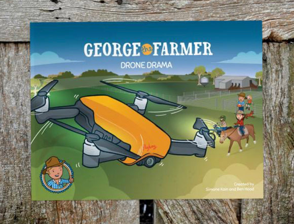 George The Farmer Book - Done Drama