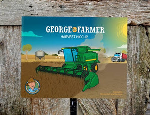 George The Farmer Book - Harvest Hiccup