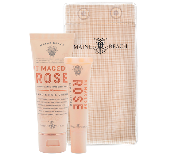 Maine Beach - Mt Macedon Rose Essentials Pack