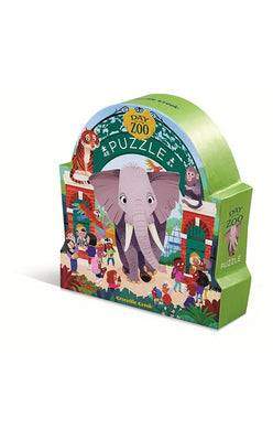 Day at the Zoo Jigsaw Puzzle - 48 Pc