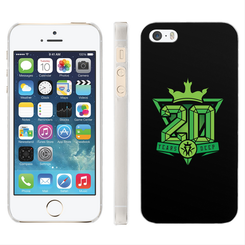 20 Years Deep iPhone 5 & 5S